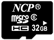 NCP microSD